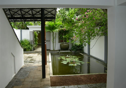Geoffrey Bawa Hotels In Sri Lanka