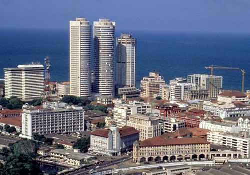 Colombo – the spirit of Sri Lanka