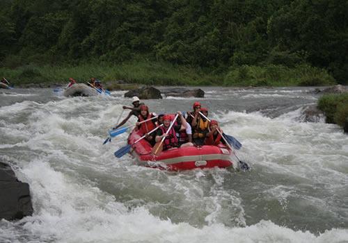 Kitulgala Landscape White Water Rafting