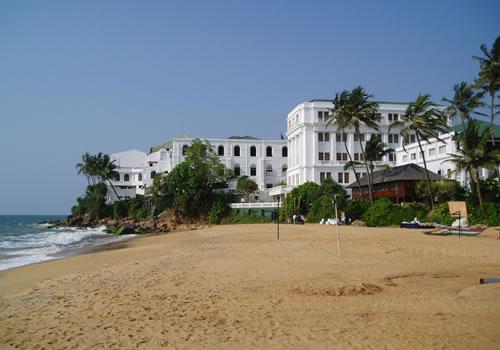 Mount Lavinia Beach Mount Lavinia Hotel